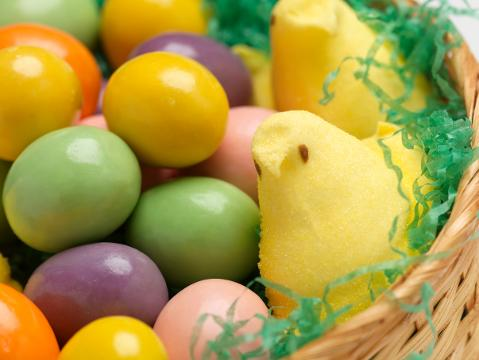 4 Adorable Easter Treats Starring Peeps