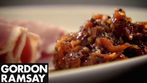 Spiced Carrot and Coconut Chutney Recipe - Gordon Ramsay