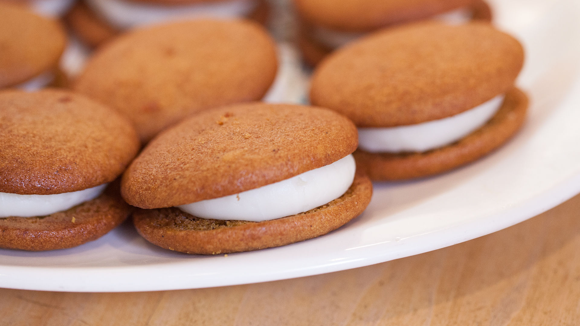 How to Make One Girl Cookies' Whoopie Pies