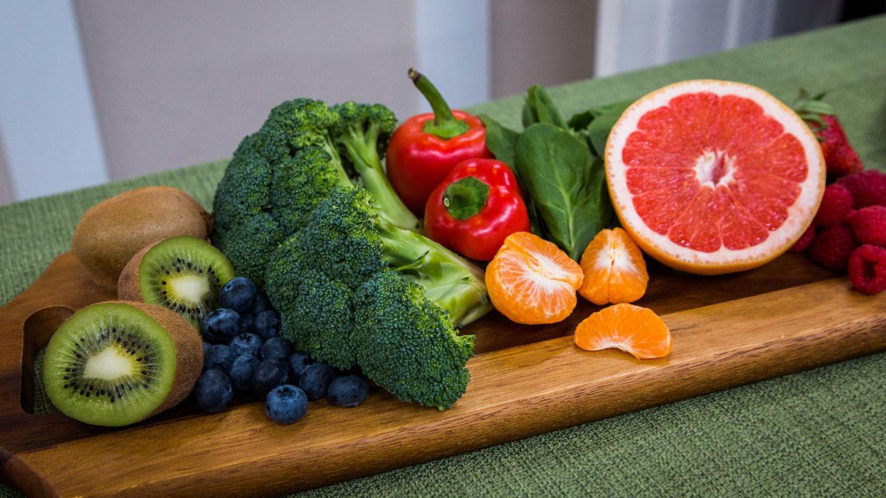 Look Your Best Through a Well Balanced Diet