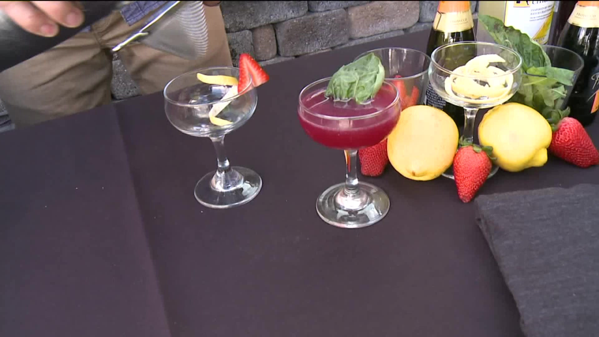 3 Fresh Cocktail Recipes Perfect for Spring