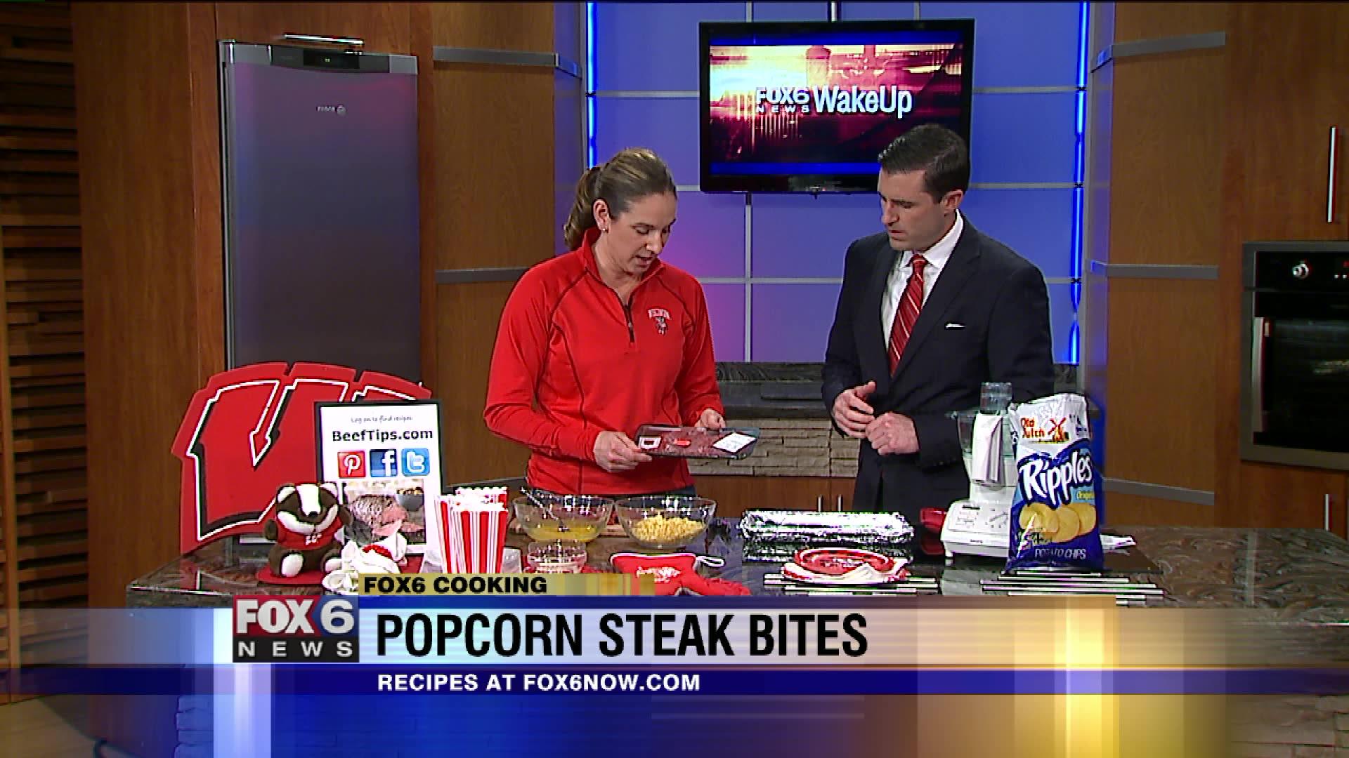How To Make Popcorn Steak Bites