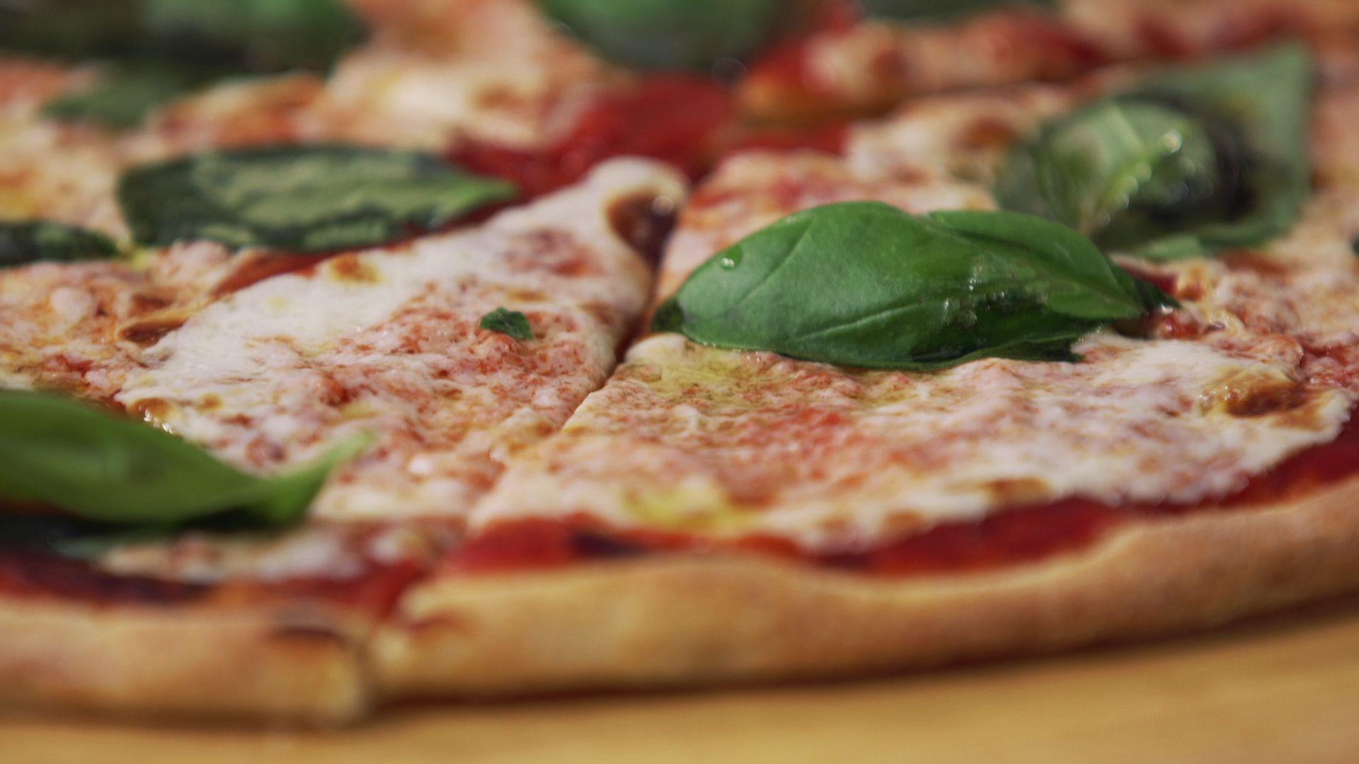 Mario Batali's Classic Homemade Pizza Recipe