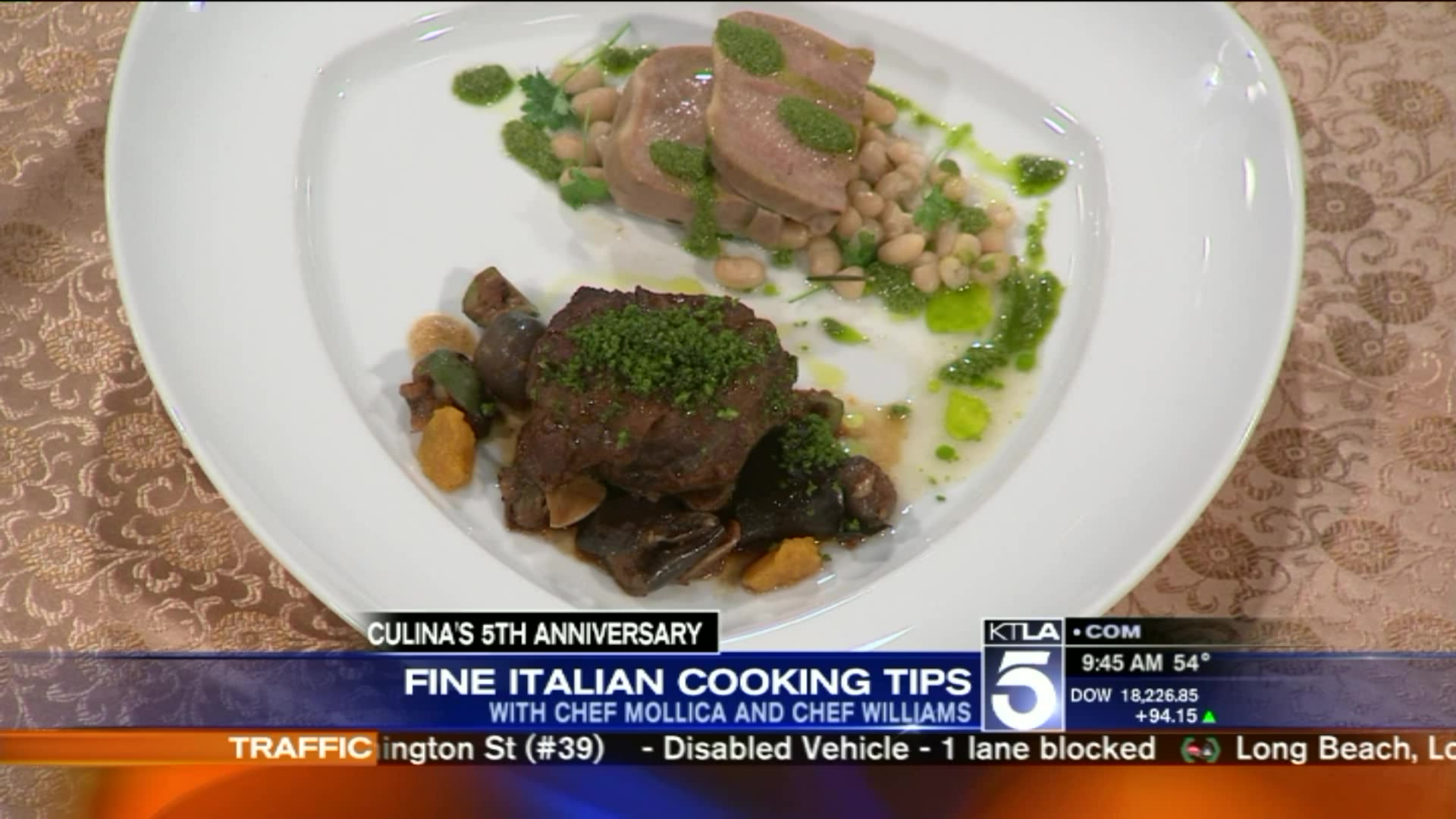 Italian Cooking Tips from a Michelin-Starred Chef