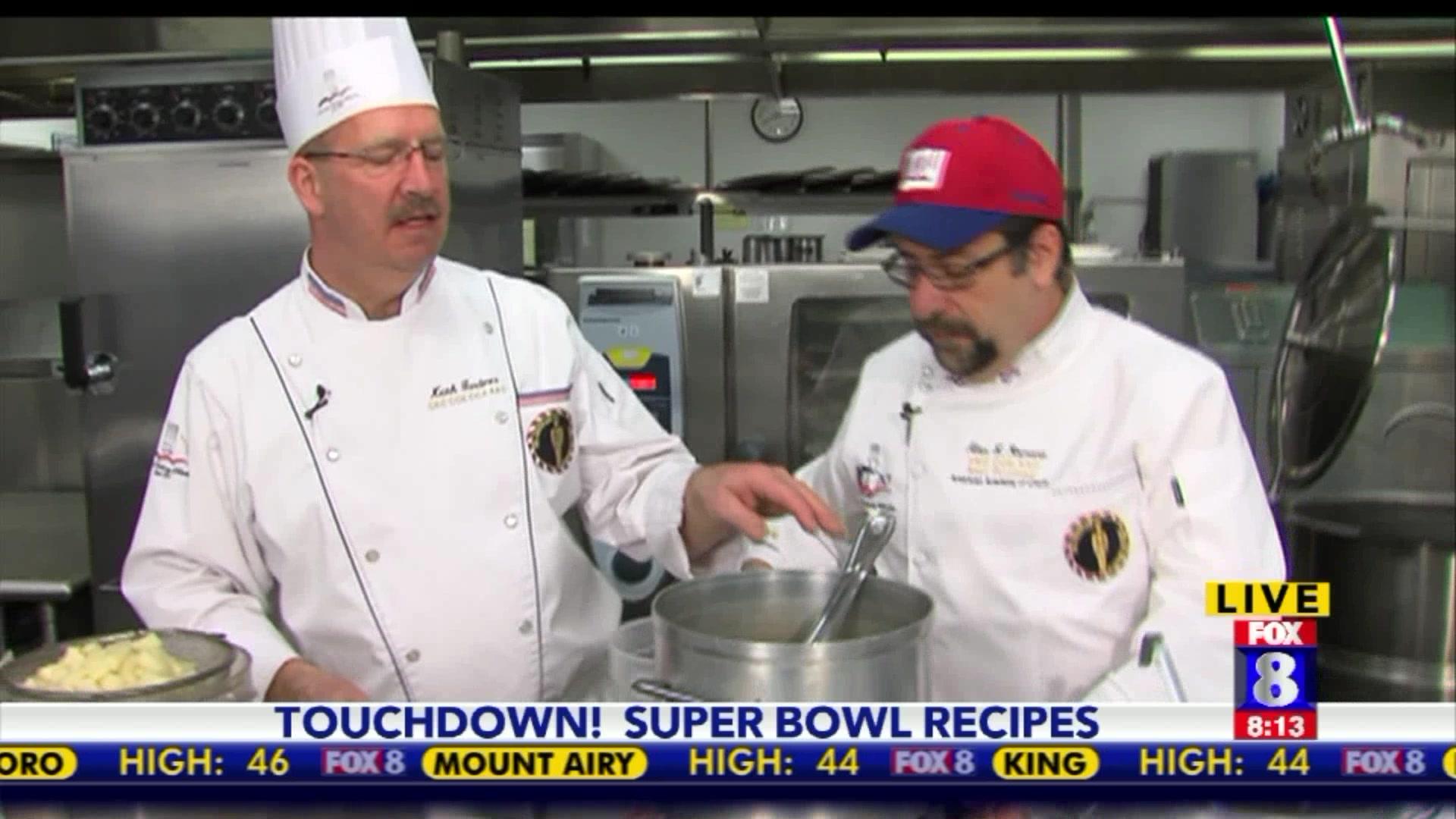 Clam Chowder Recipe Perfect for Super Bowl Sunday