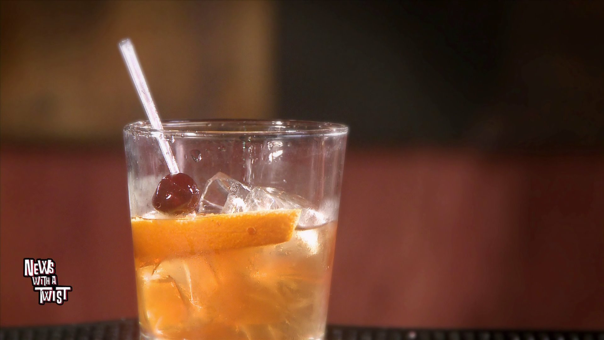 Drink of the Day: New Fashioned