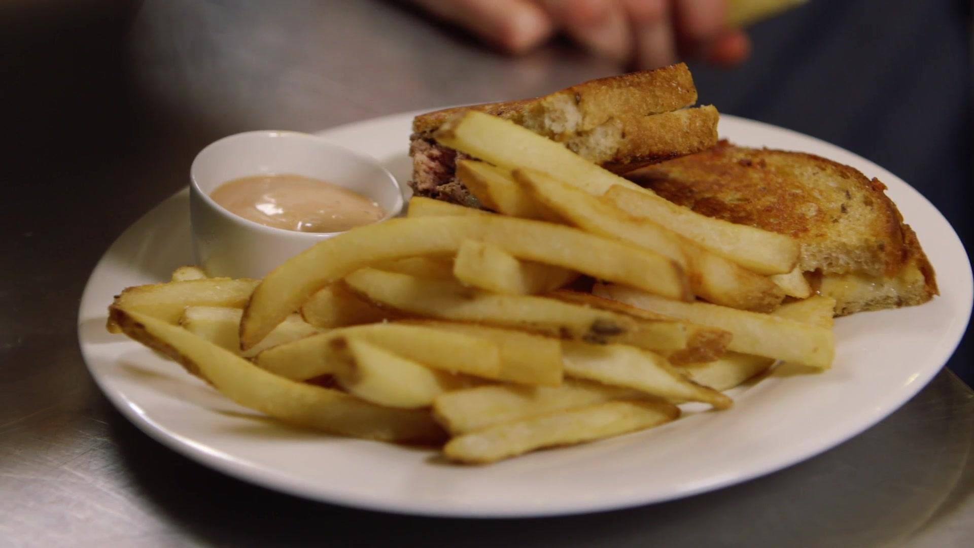No Fail Hangover Cure Burger Recipe