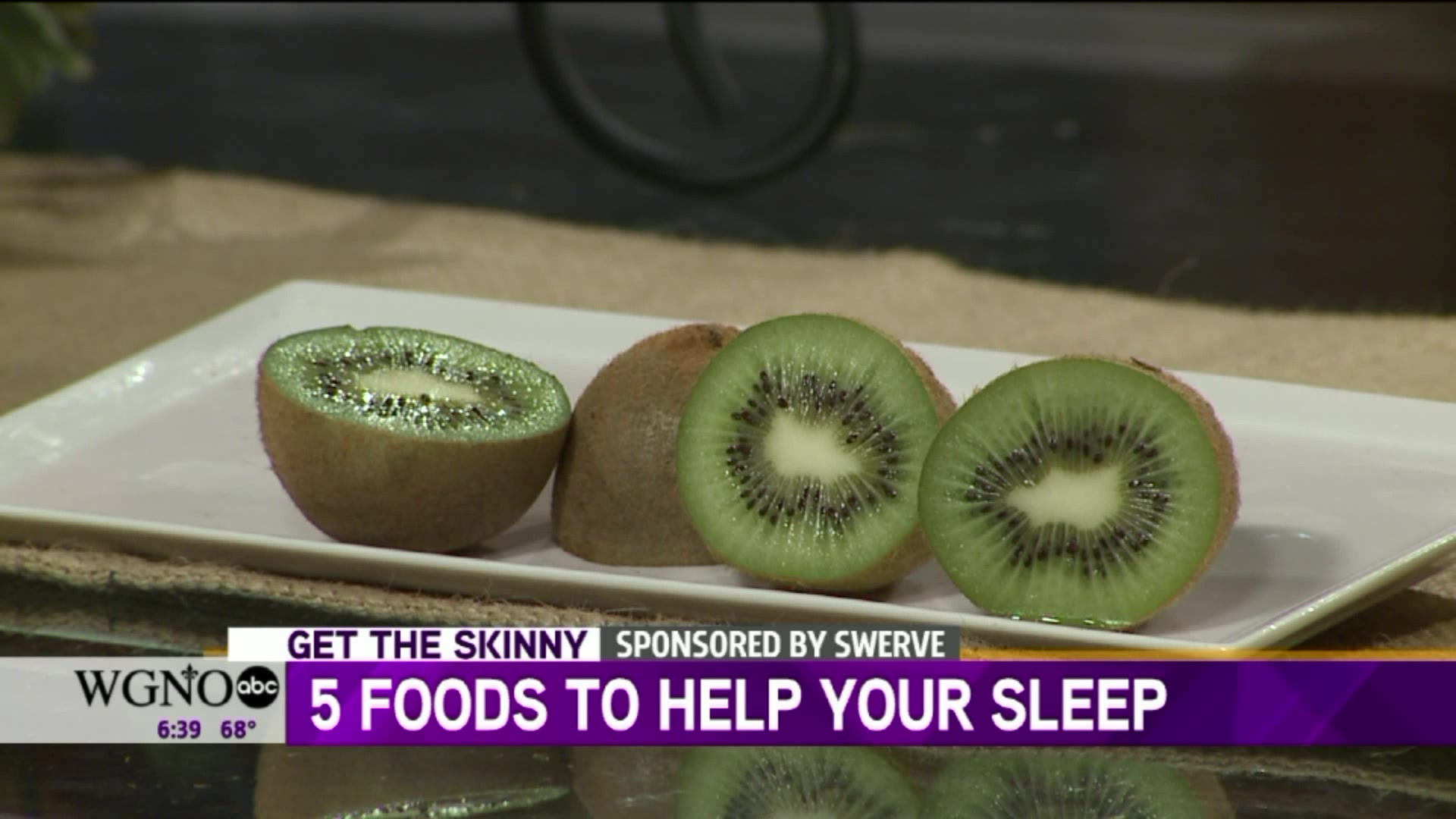 5 Foods For A Better Night's Sleep