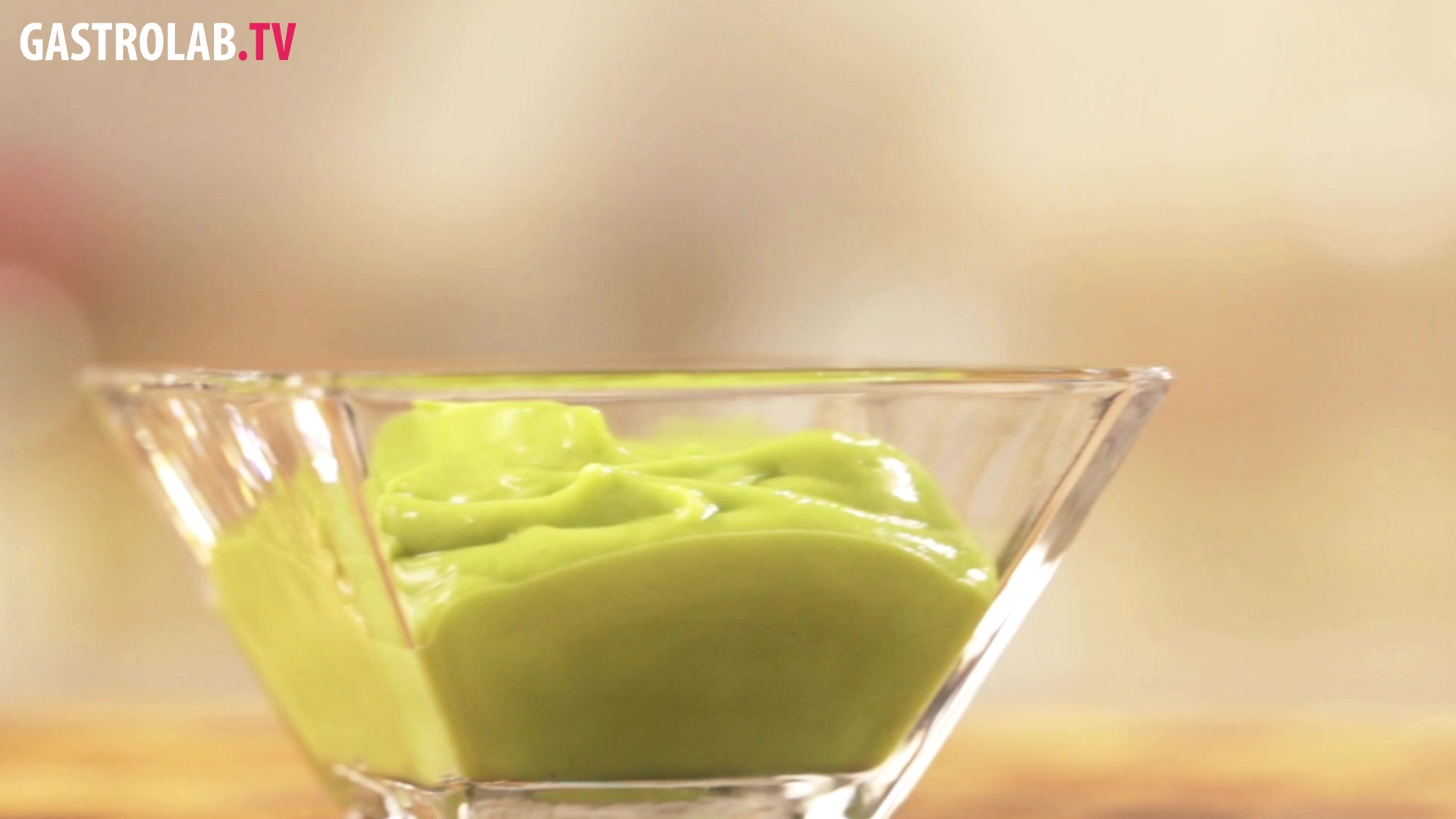 How to Make Avocado Wasabi Sauce with Lime