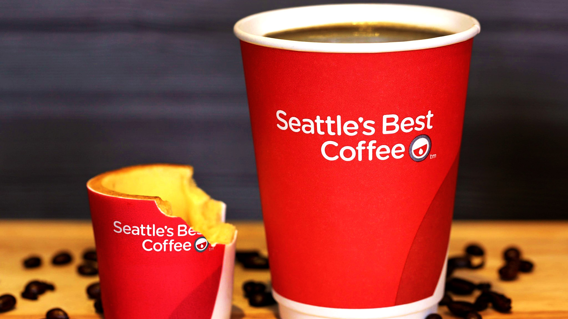 KFC and Seattle's Best Team Up To Deliver an Edible Chocolate Coffee Cup