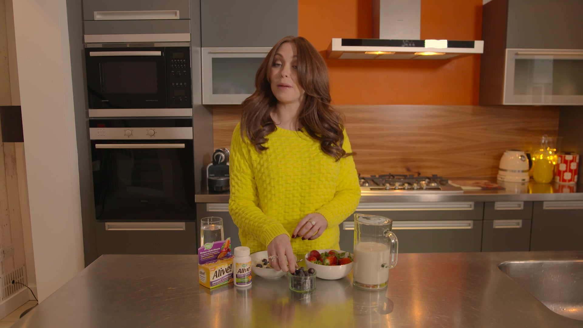 Natasha Hamilton Gives Her Top Tips on Feeling Energised