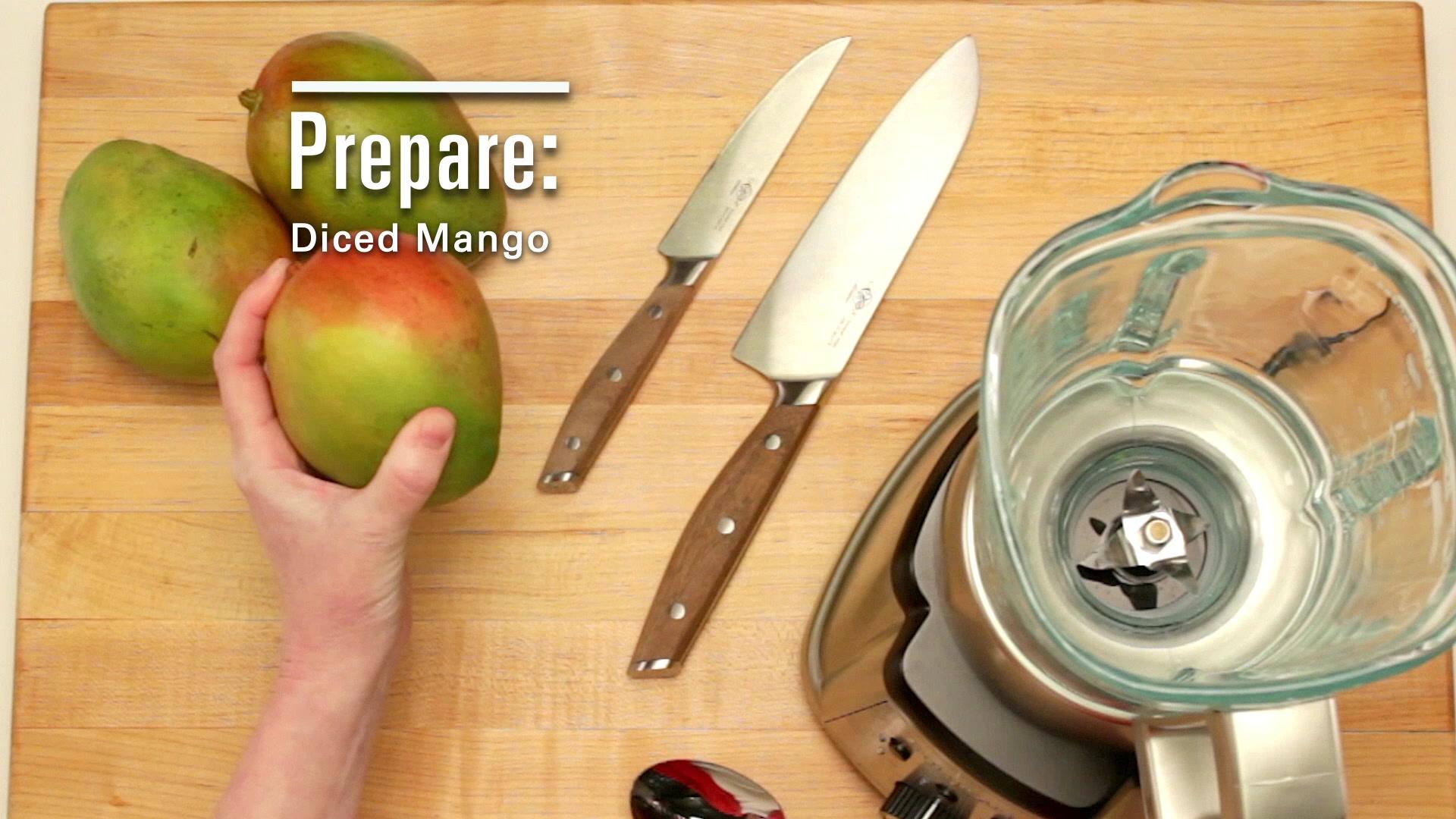 Mango Lavender Aqua Fresca Recipe