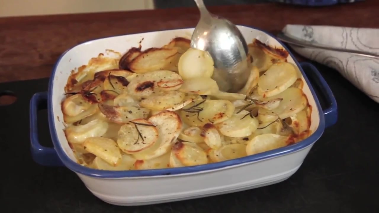 Pommes Boulangere Recipe