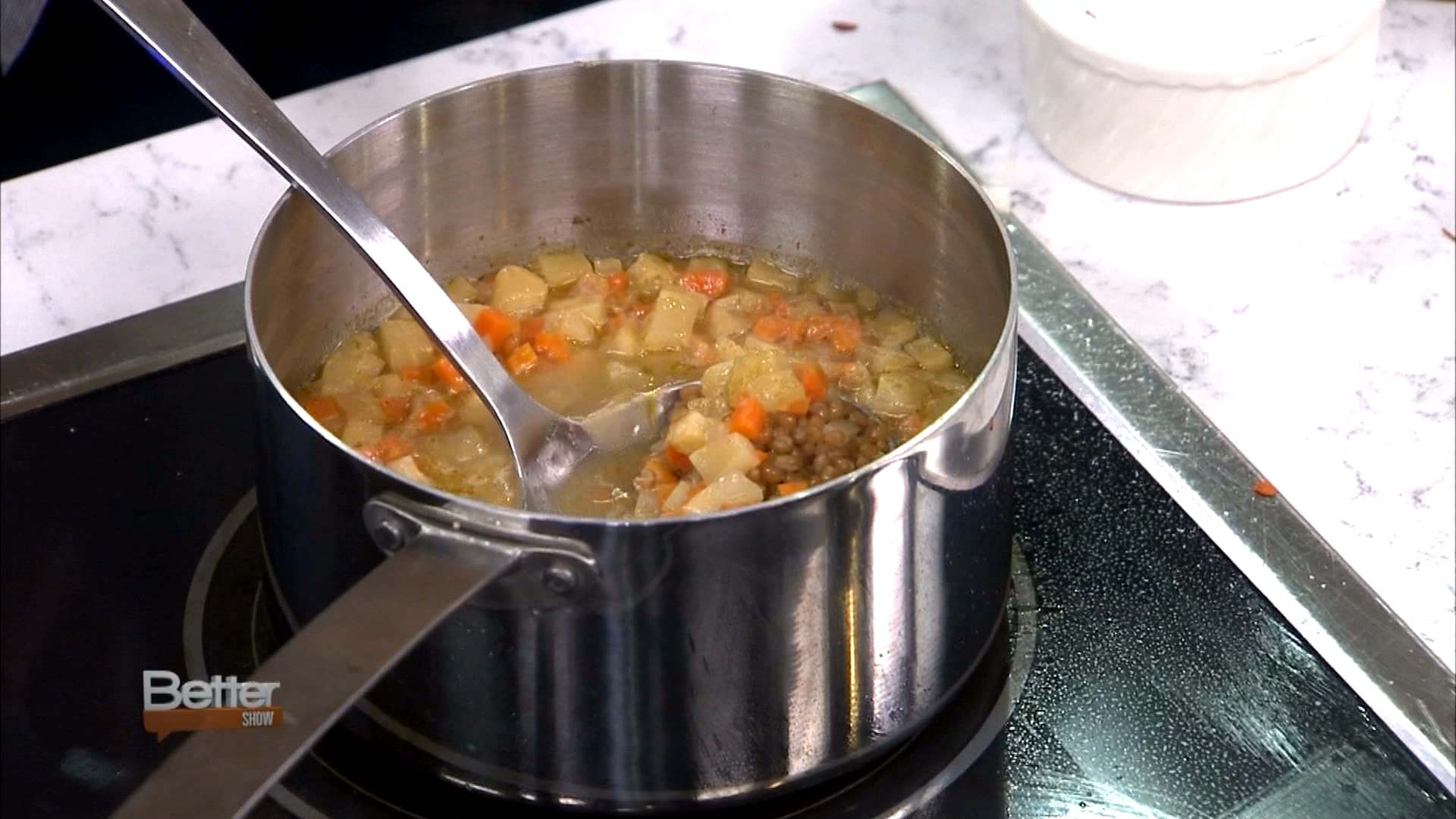 Jason Weiner's Wheat Berry Soup Recipe