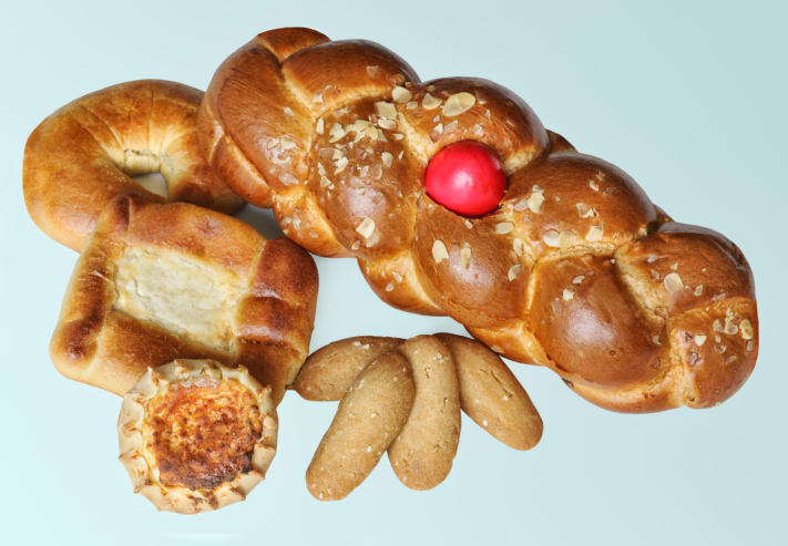 Easy Easter Breads from Around the World
