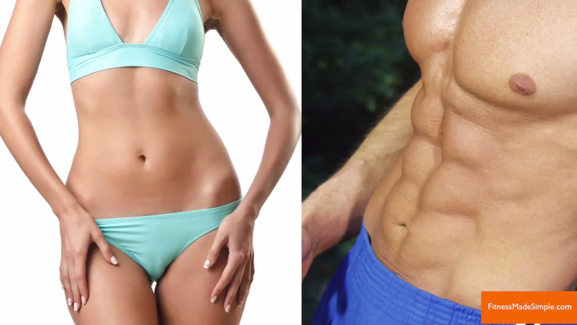 The Best Foods to Give You a Flat Stomach & Better Abs