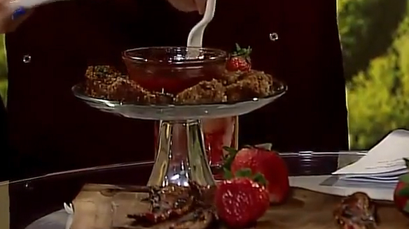 How to Use Strawberries in Every Course