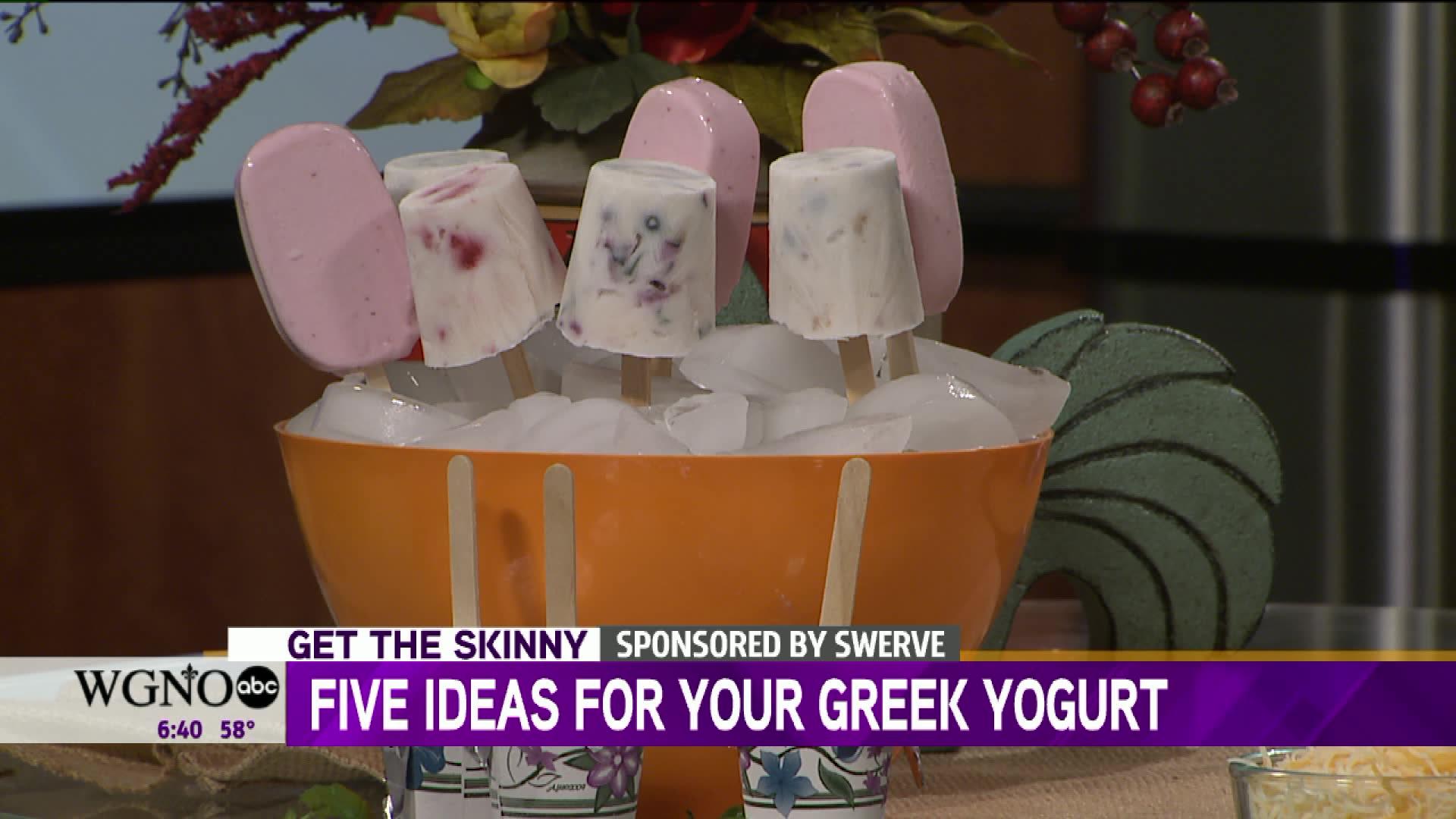 5 Skinny Recipe Ideas Using Greek Yogurt