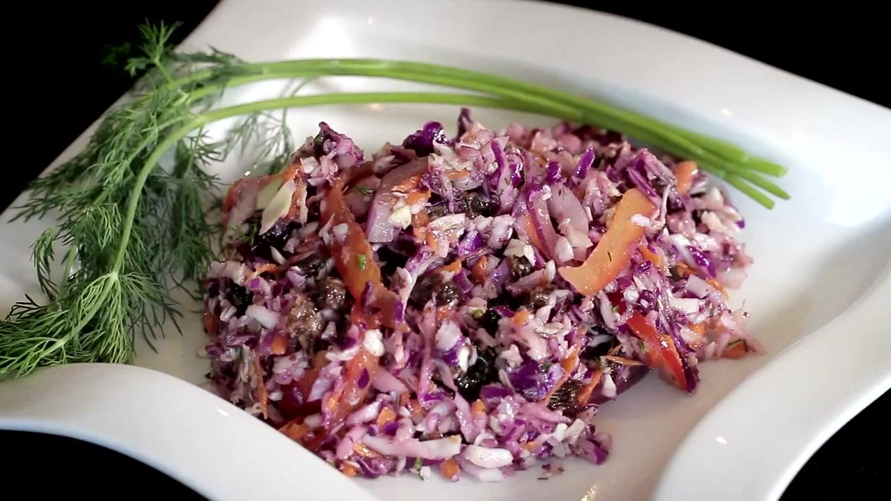 Zesty Dill Coleslaw Recipe