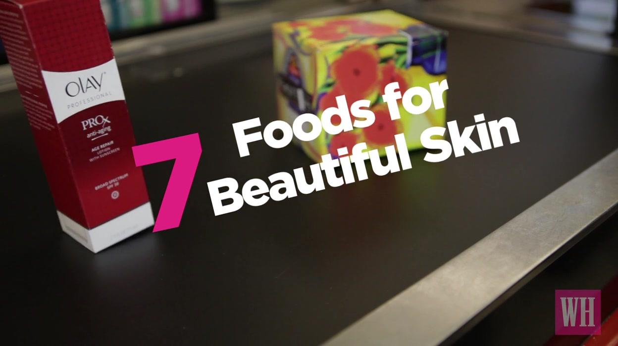 7 Foods for Beautiful Skin