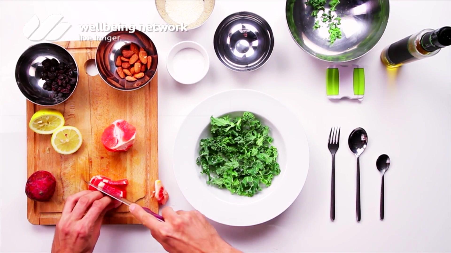 Salad Pride- David Bez: Beetroot Detox