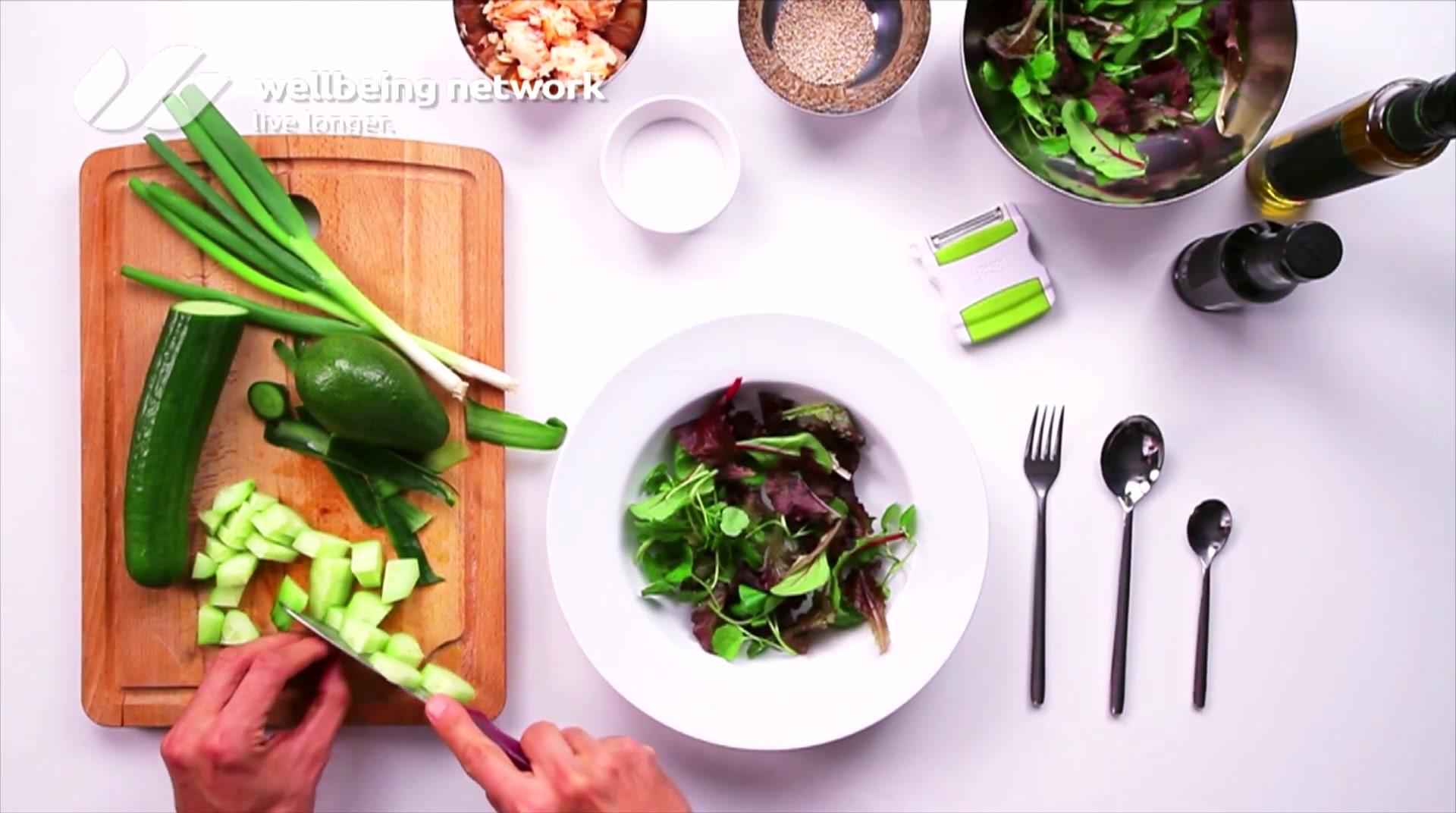 Salad Pride- David Bez: Salmon Detox