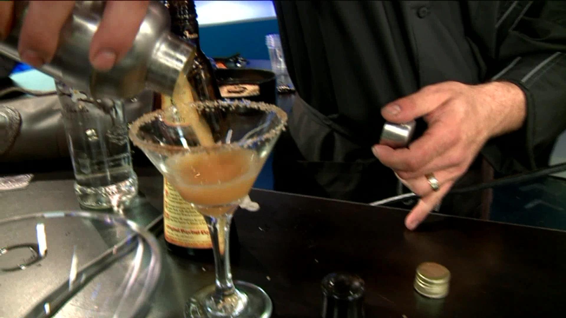 How to Make a Pumpkin Martini