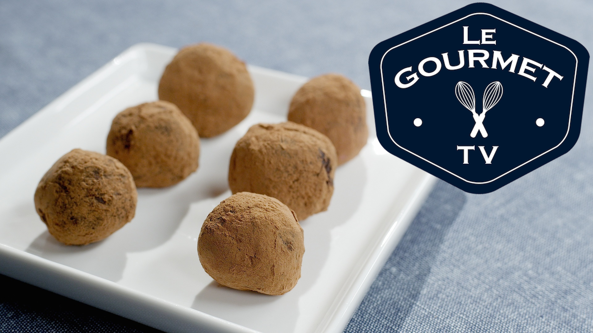 How to Make Chocolate Truffles for Two