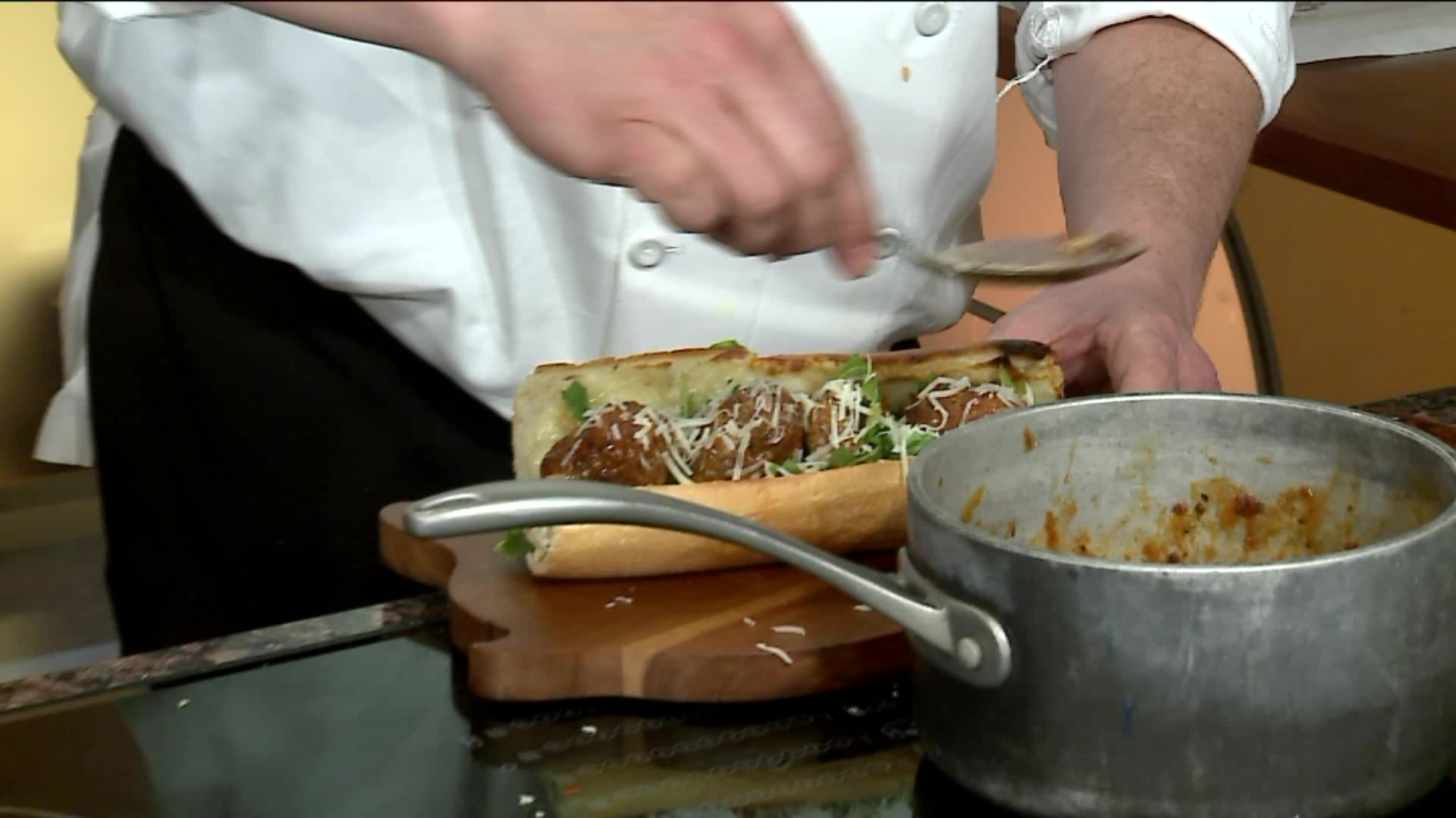 How To Make The Perfect Meatball Sandwich