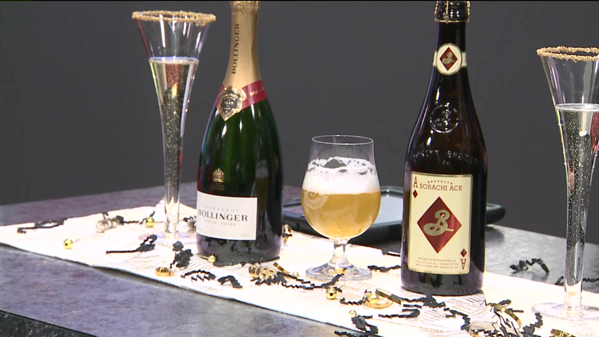 6 Fun Drinks to Help Ring In The New Year