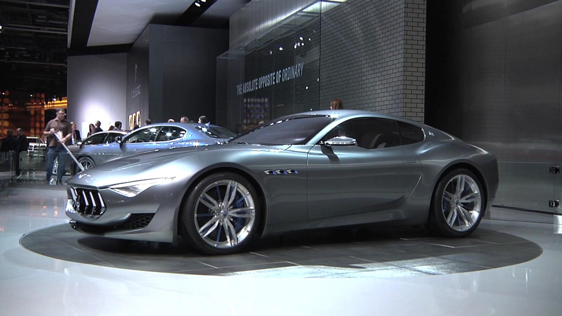 Maserati Alfieri Price >> Maserati Ceo Says The Alfieri Coupe Will Be Seen At Geneva In 2020