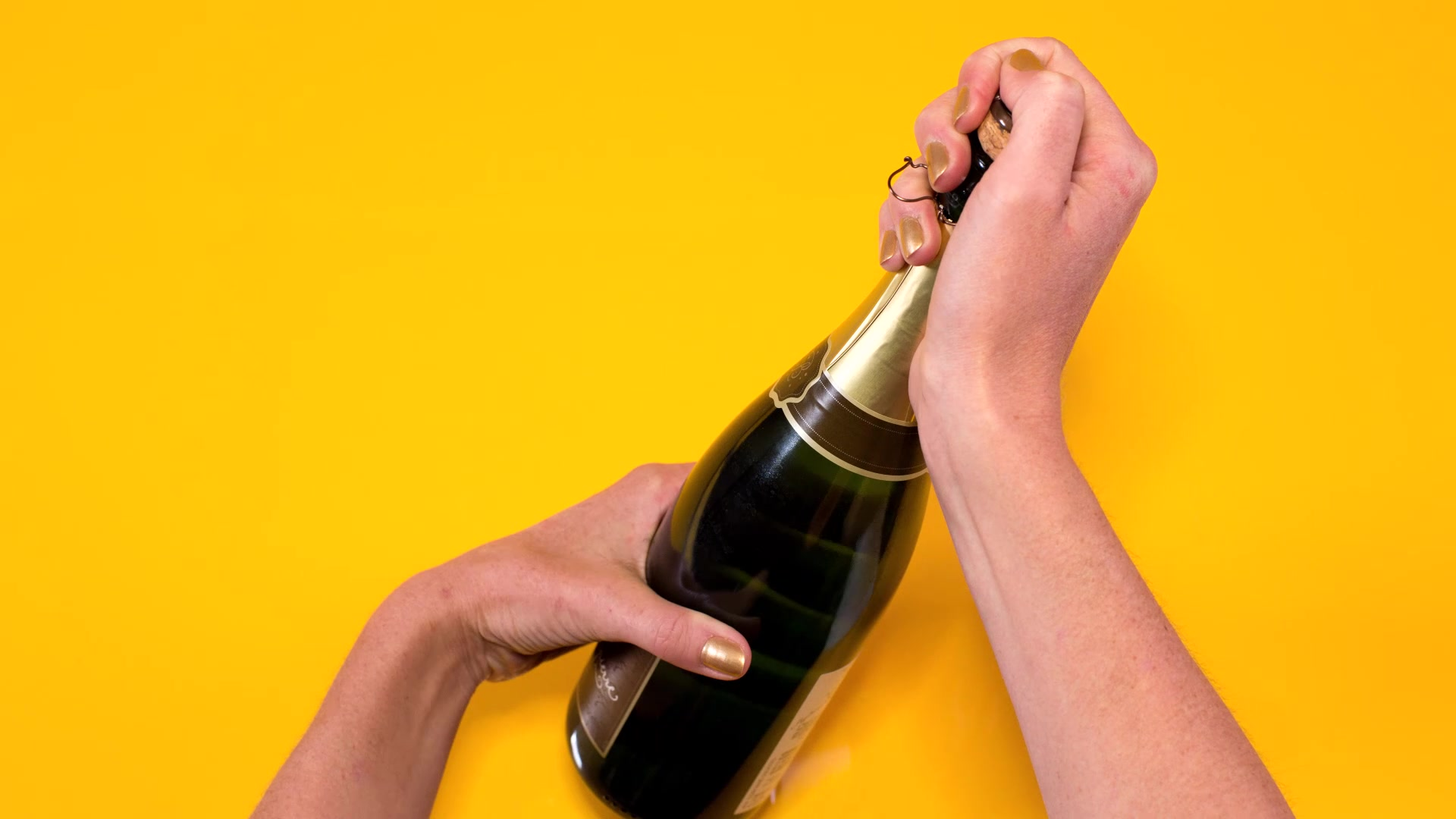 How To Pop Champagne