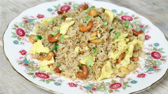 Cook smart chinese food recipes classic egg fried rice recipe with extra options ccuart Gallery