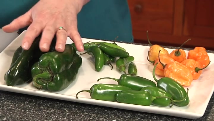 How to Handle Hot Peppers