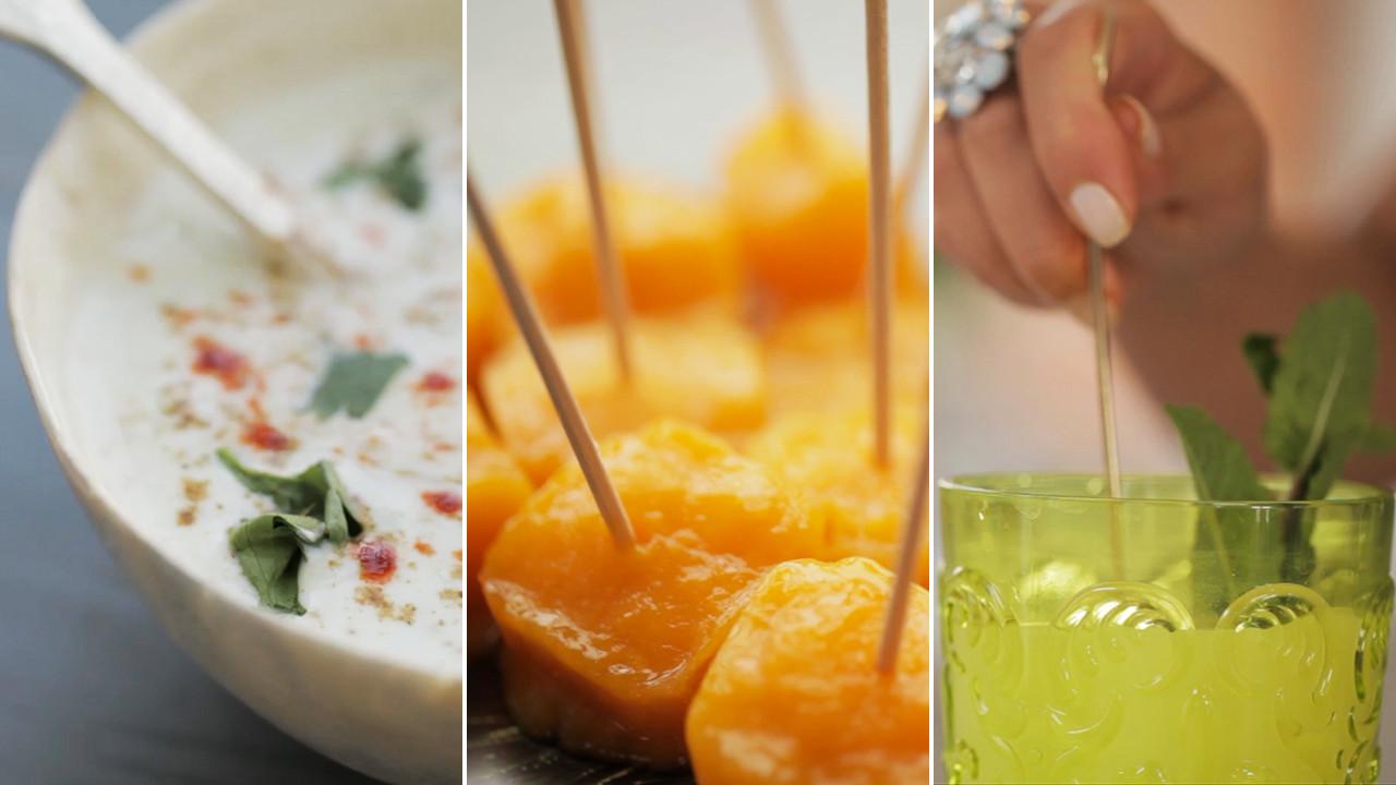 Quick Indian Yogurt Dip, Dessert, and Smoothie