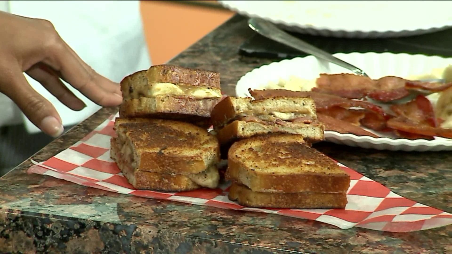 How to Make 'The Elvis' Sandwich