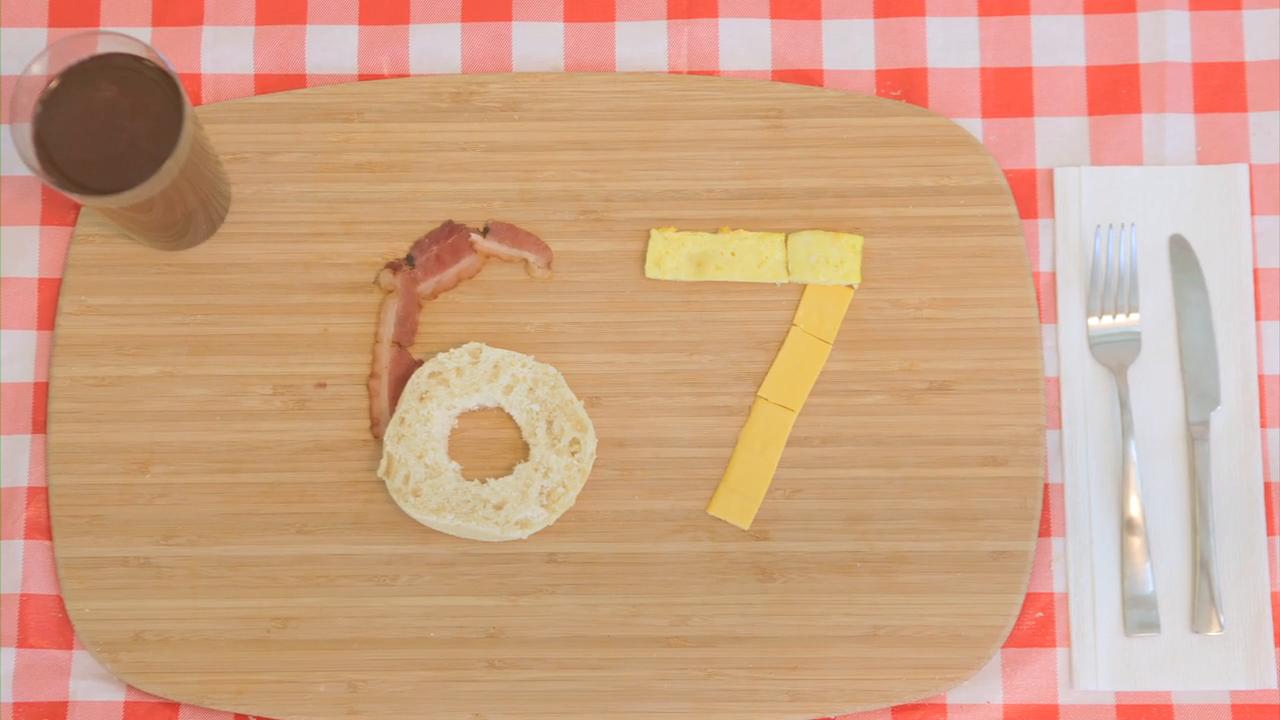 The 67 Ingredient Breakfast Sandwich
