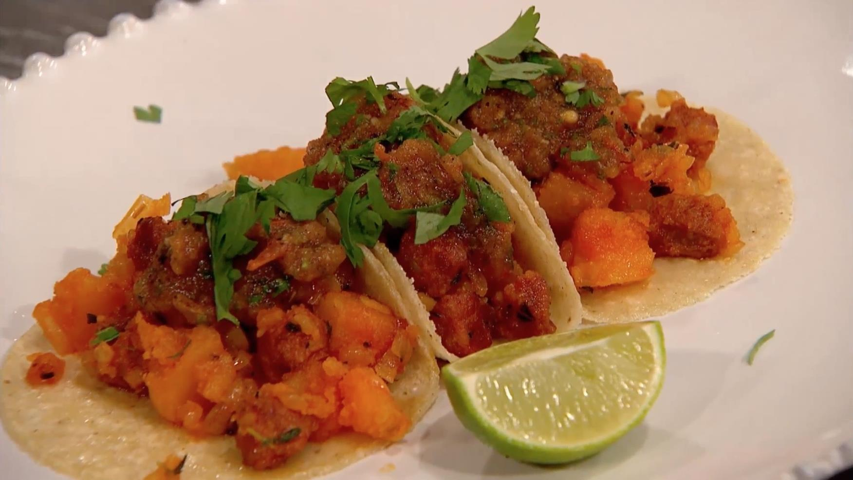 How to Make Chorizo and Potato Tacos