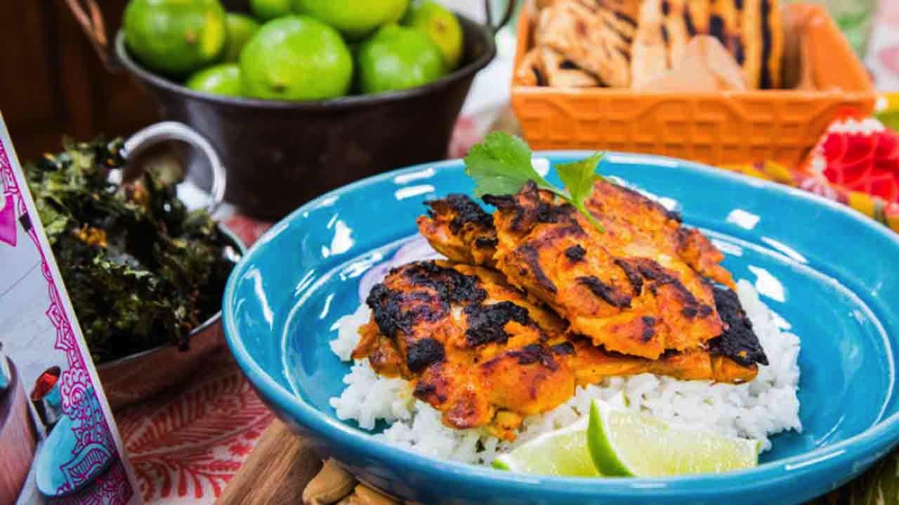 How to Make Authentic Tandoori Chicken