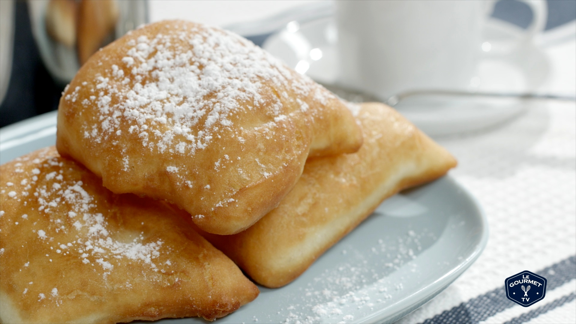 New Orleans Style Beignets Recipe