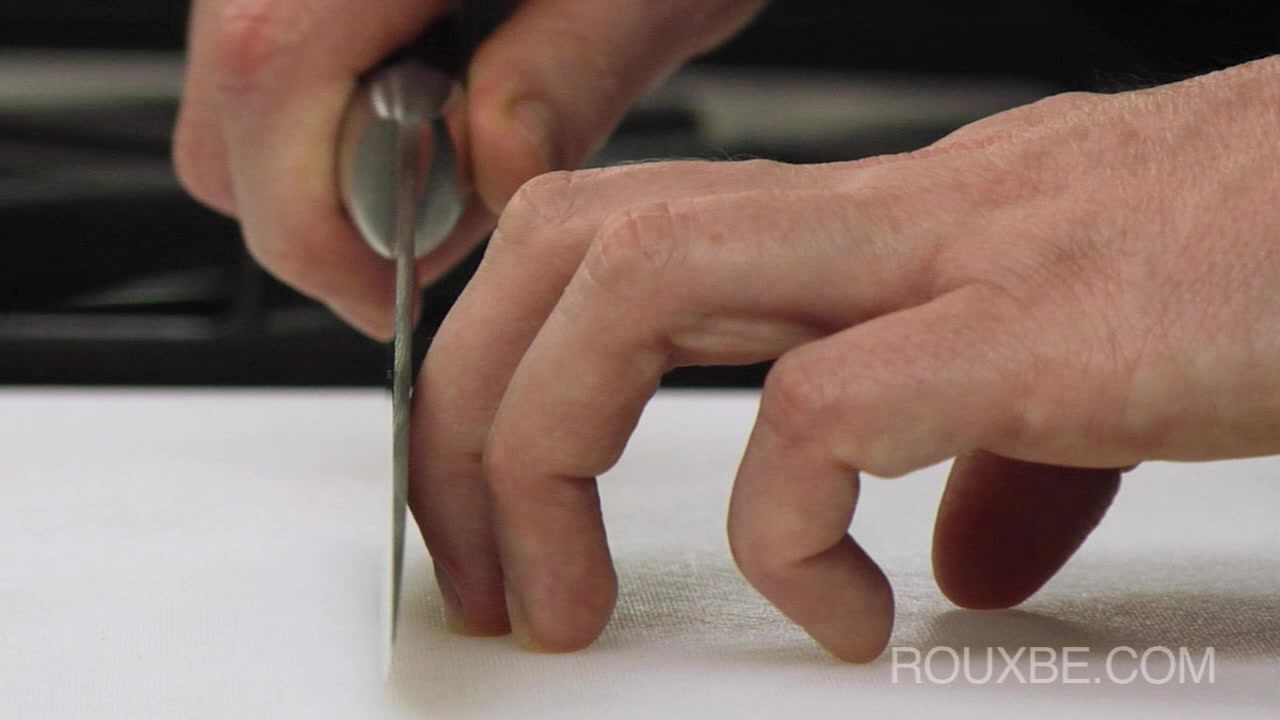 Knife Skills: What to Do with the Guide Hand