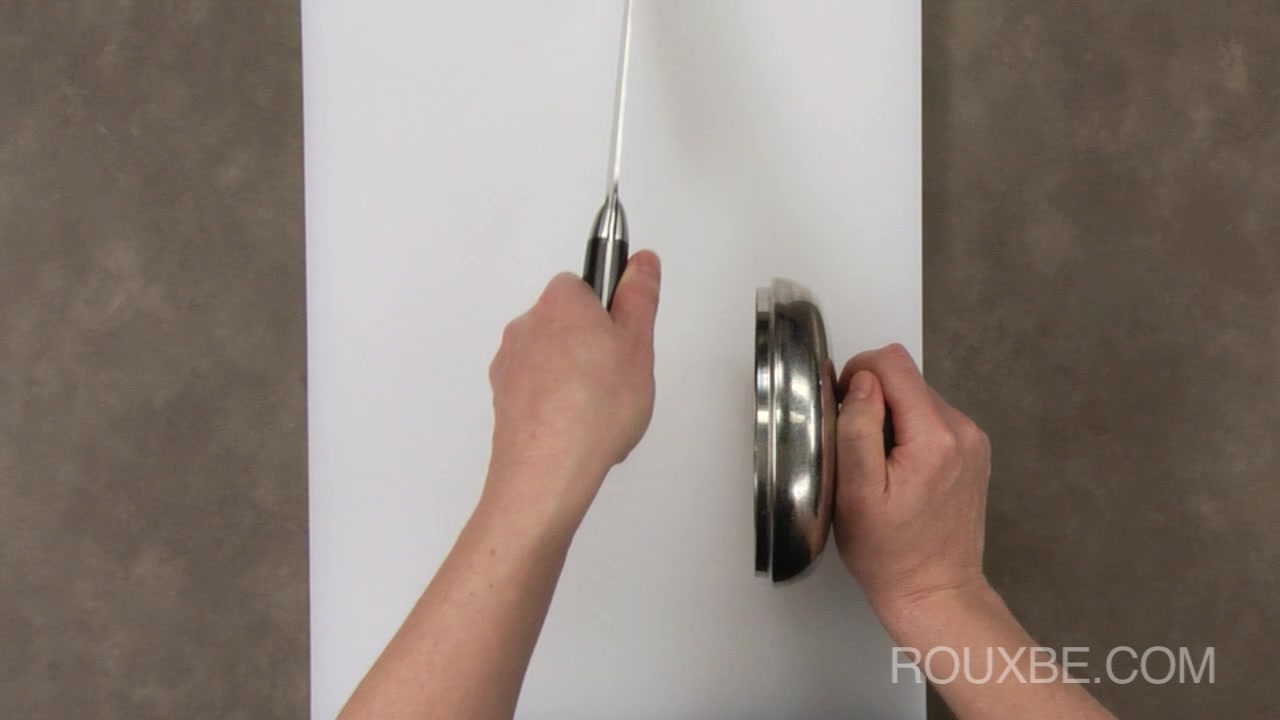 Knife Skills: The Rolling Technique