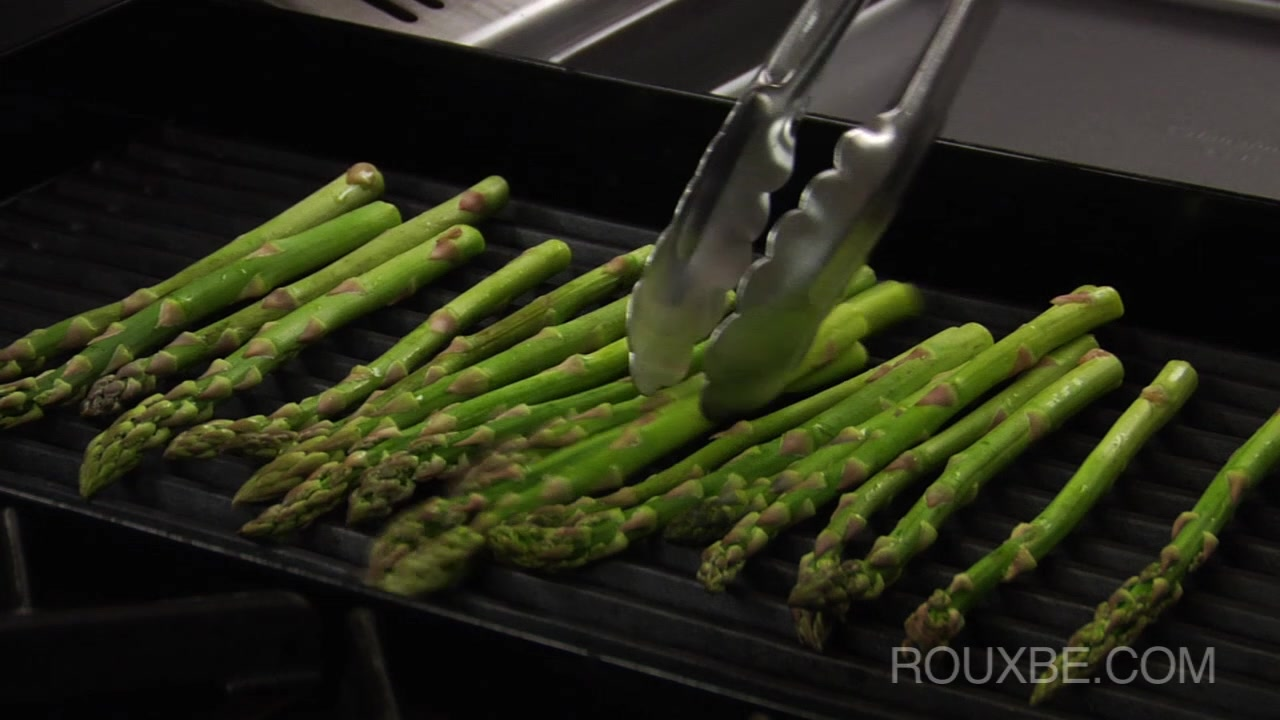 Simple Grilled Asparagus Recipe