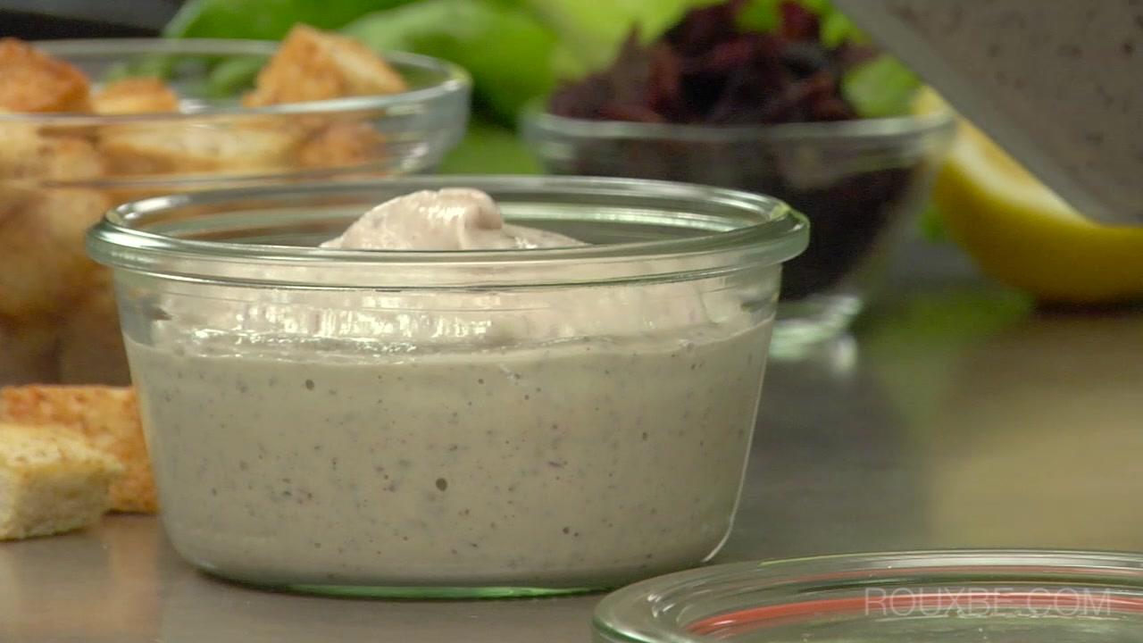 Caesar Salad Dressing I Plant Based