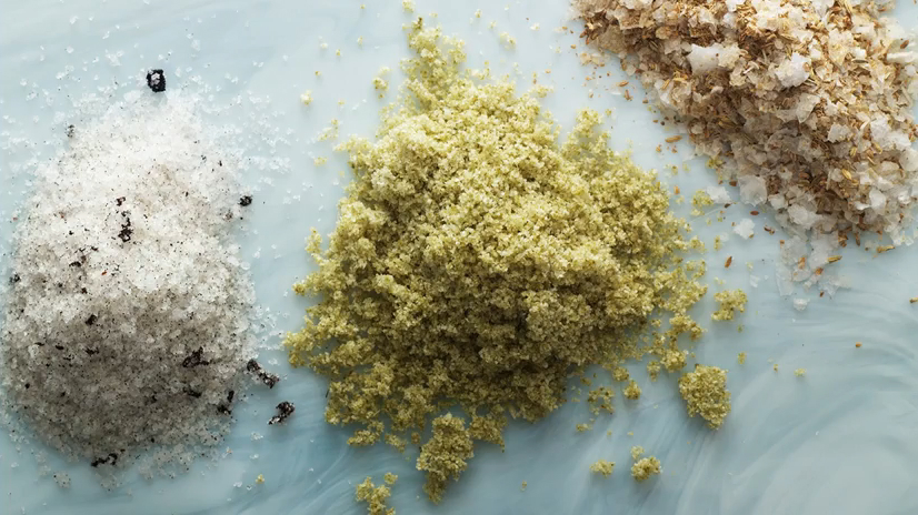 How Should I Use Different Types of Salt?