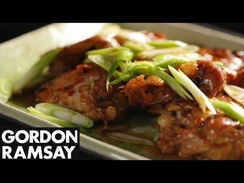 Sichuan Chicken Thighs Recipe - Gordon Ramsay