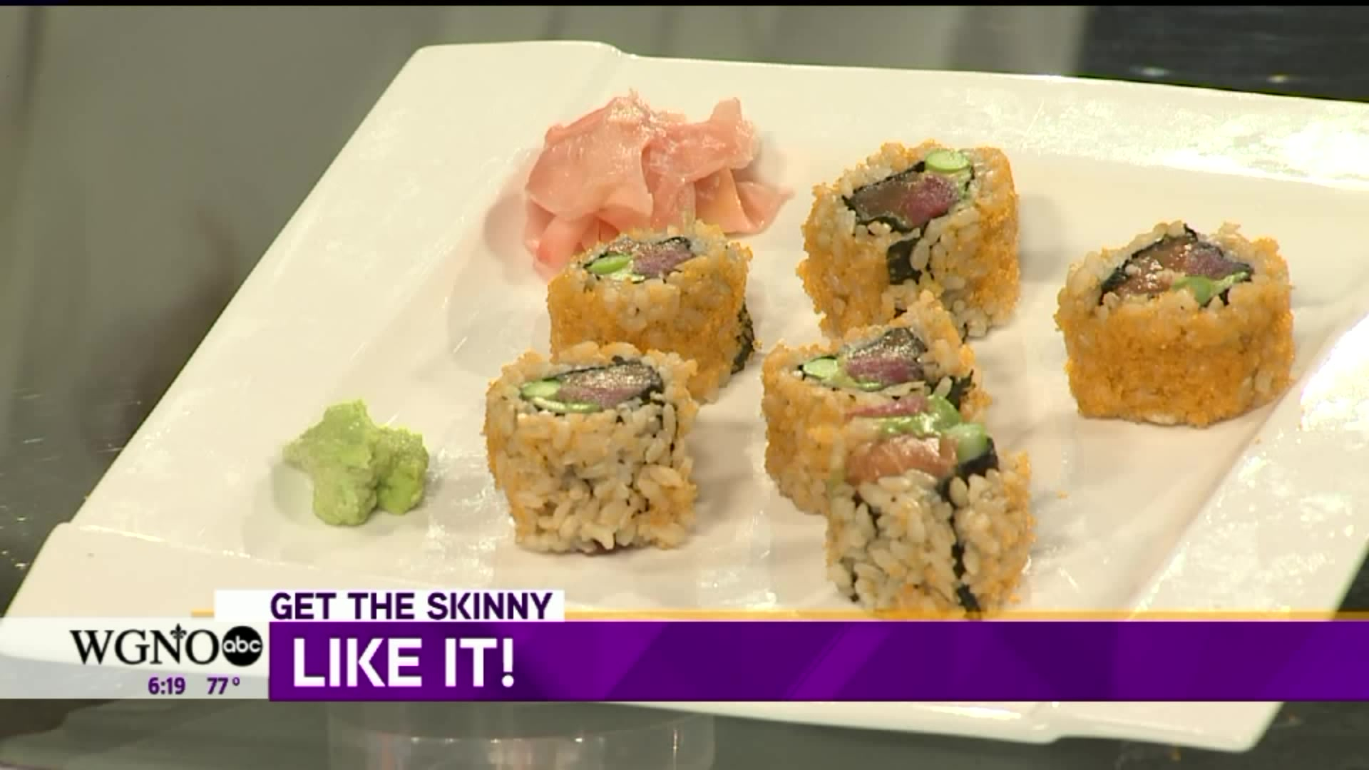 Tips for Ordering Diet-Friendly Sushi