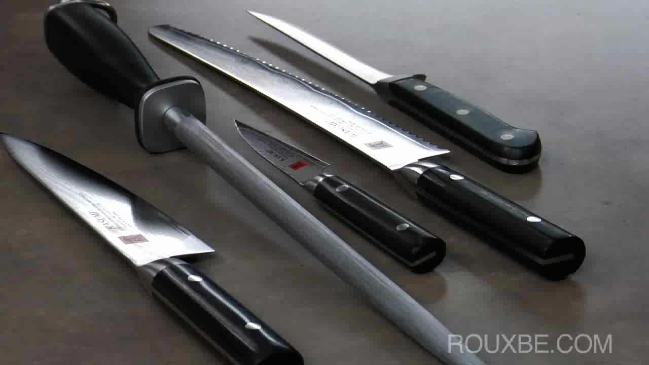 How to Select a Kitchen Knife Set
