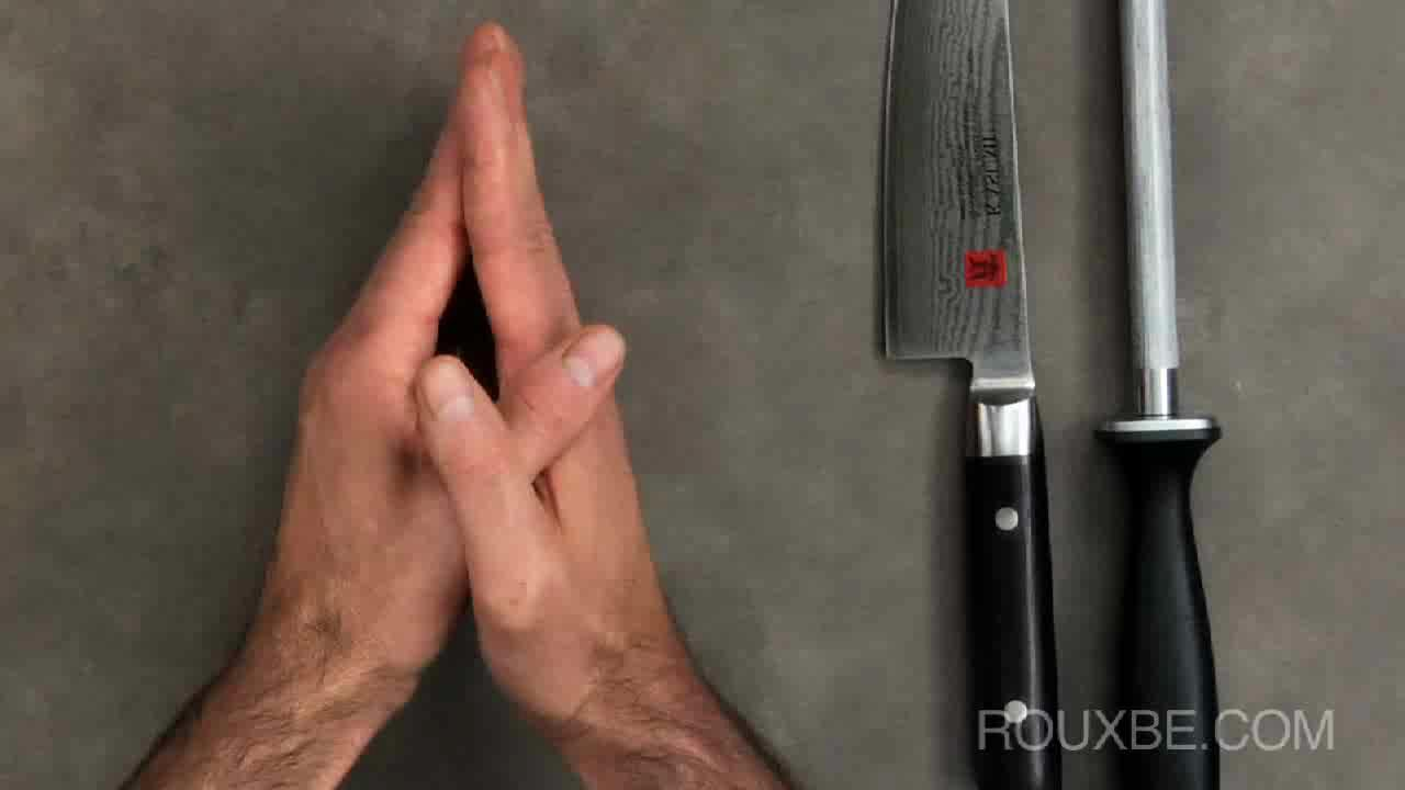 How to Hone Your Knife