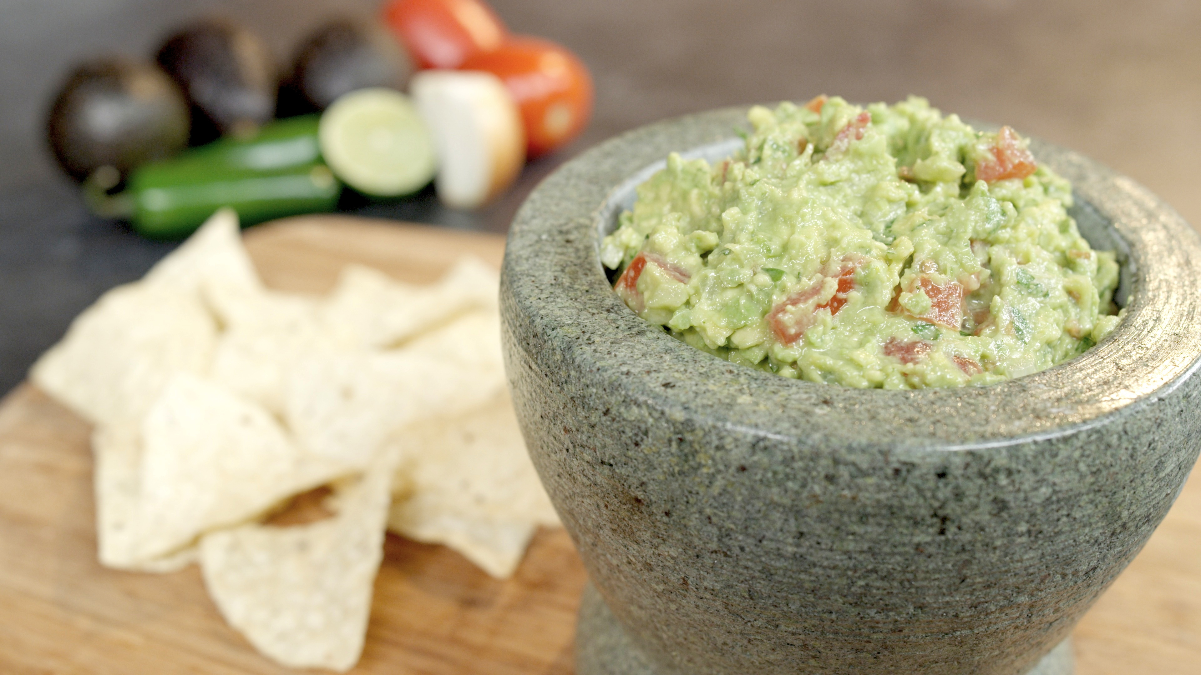 Guacamole With Pico De Gallo Recipe